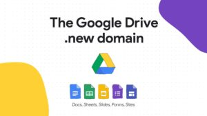 Google Docs, Sheet, Slides, Forms