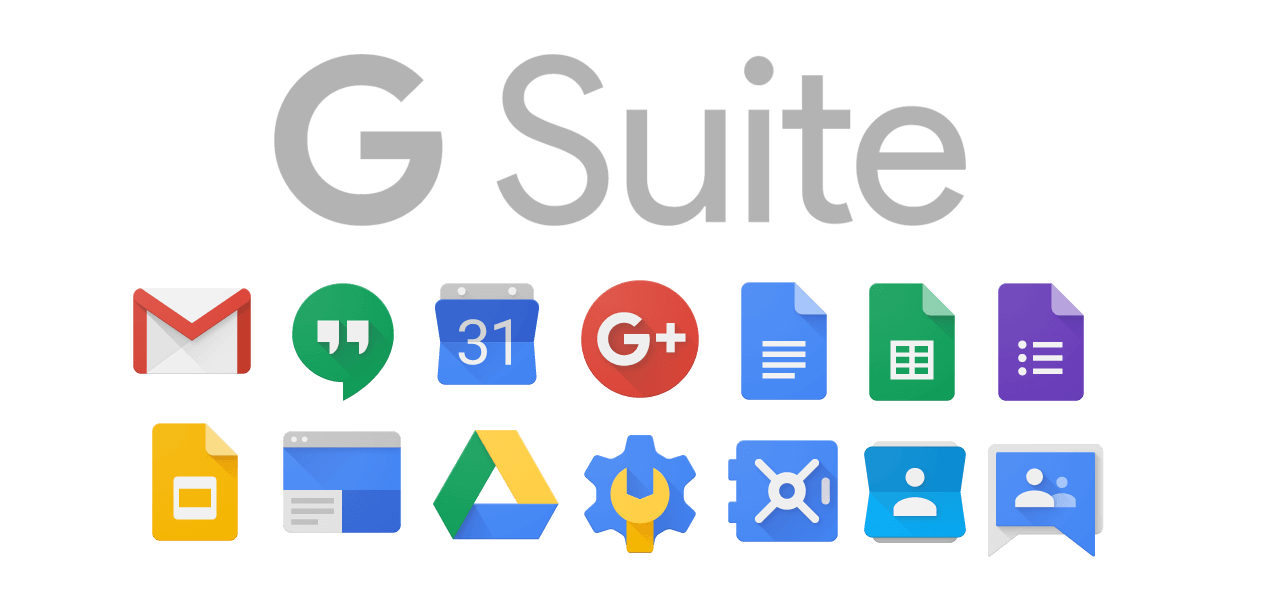 G suite giá rẻ